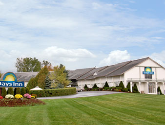 Days Inn - Burlington Shelburne