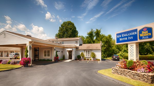 Best Western New Englander